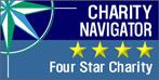 Charity Navigator: 4 Stars